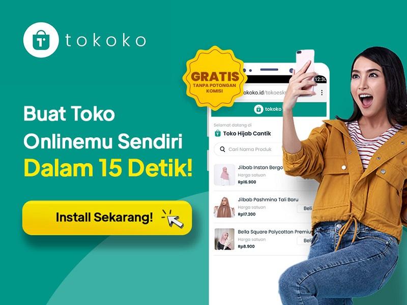 Buat Toko Online Sendiri